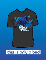 Bird T-Shirt by Sergiohead
