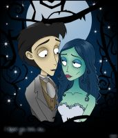 Corpse Bride_I Know U Love Me by IslaDelCoco