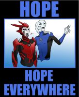 Hope, Hope EVERYWHERE by Castfire