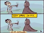 Star Wars: The Force Awakens -  doodles #1 by Ayej