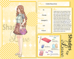 Application - Colette Beauchene by Anir-BIC