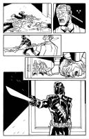 Nightwing Page 01 by agamarlon