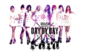 T-Ara Day By Day Wallpaper by Awesmatasticaly-Cool