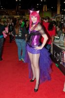 Megacon 2013 - Burlesque Pinkie Pie 10 by kitsune-keitaro