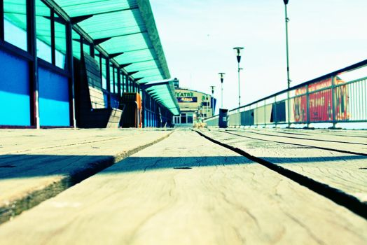 The Pier bournemouth by Canon-Ash