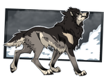 .: Anubis the strong :. by Dunkin-Prime