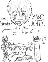 Zakky Uphir by MonteyRoo