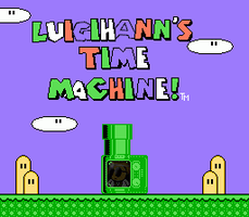 LuigiHann Time Machine by luigihann