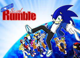 Sonic School Rumble by McKimson