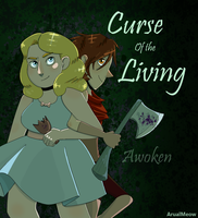 Curse of the Living (Awoken Cover) v2 by ArualMeow