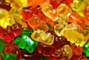 gummy bears by ice-princess-cherie