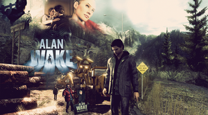Alan Wake PNG by AndreTM