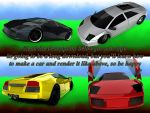 Lambo Murcielago Tutorial full by ragingpixels