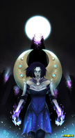 TROVE# Daughter of the Moon by BlacKiE-RivaLs