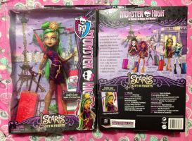 Monster High Jinafire Long by Mayux