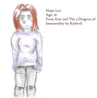 Hope Len by Anabella13