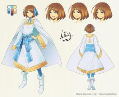 CComm: Lily by Zue