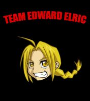 Team Edward Elric Design by HyruleMaster