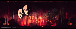 Fb group cover BIS cast (E) Team By MidoVlan by Mido-Vlan