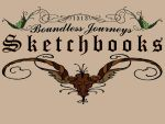 Boundless Journeys Sketchbooks by Myndtwitch