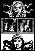 Medusa by pictishscout