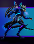 Skry the Klexian by Cryophase