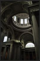 the Pantheon by cadmey