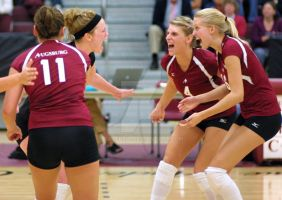 Auggie Volleyball 2007: 4 by calebrw