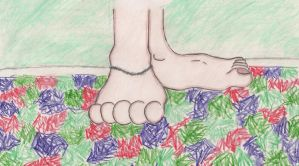 Feet by flamingpig