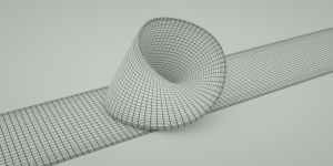 WIngs 3D - UV mapping a mobius strip by davidbrinnen
