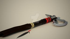 Assassin's Creed 3 Tomahawk by tom55200