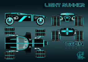 TRON - Light Runner Offroad by Paul-Muad-Dib