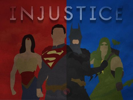 Injustice: GODS AMONG US by A-B-Original