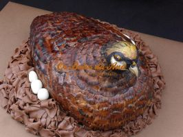 Partridge Cake 2 by osbolosdaana