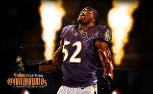 Ray Lewis by futuristicstyle