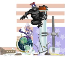 US Science policy revisit by Puddingbat