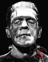 Frankenstien's Monster by ScOttRa