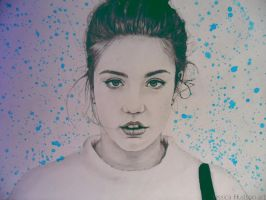 Adele Exarchopoulos by jessicahudsn