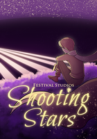 Shooting Stars teaser poster by Kare-Valgon