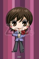 Haruhi - Ouran High School by EstudioZoo