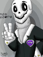 W.D Gaster by PaintingTree