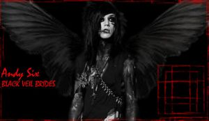 Fallen Angel Andy by LuciferxMorningStar