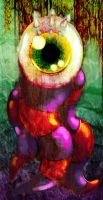 ::Eyeball ver 2:: by shimmyshammy