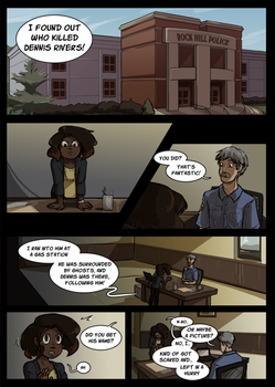 There Are No Wolves - Page 30 by hnkkorgris