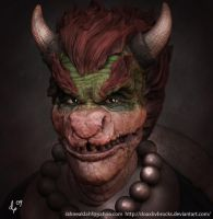 Bowser by doaxbvbrocks