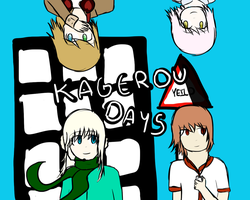 Kagerou Days by Youkah