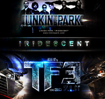 LINKEN PARK IRIDESCENT FINAL by iamZADDI