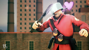 Team Fortress 2 (TF2)  Soldier by ViewSEPS