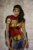 BAR REFAELI as Wonder Woman C by NigelHalsey