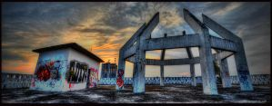 HDR Graffiti by Drchristophers